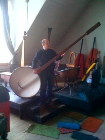 Big banjo